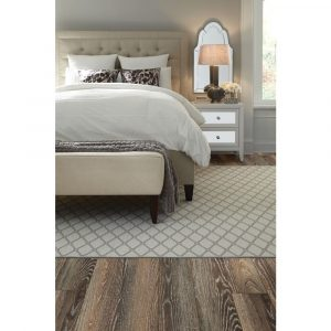 Manhattan Oak Rug | Leaf Floor Covering