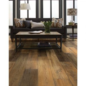 Living room hardwood flooring | Leaf Floor Covering
