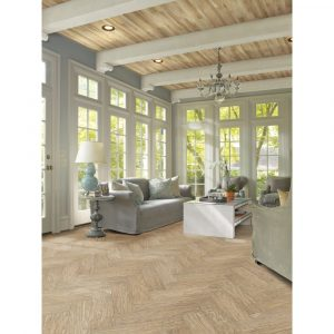 Classic Hickory Petrified Hickory | Leaf Floor Covering