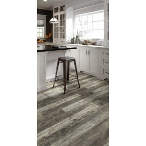Grey laminate flooring | Leaf Floor Covering