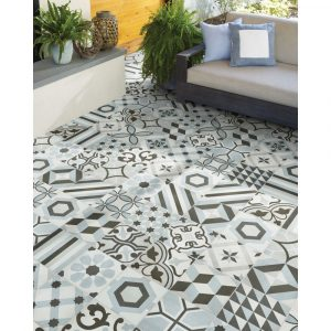 Revival Deco Blend | Leaf Floor Covering