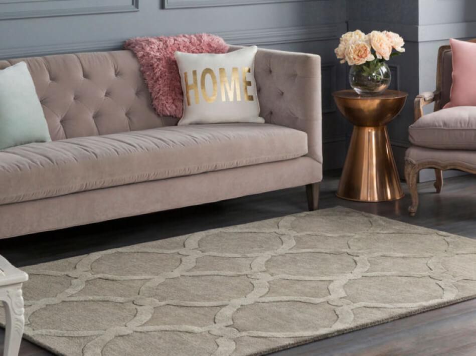 Artisitic Weavers area rug | Leaf Floor Covering
