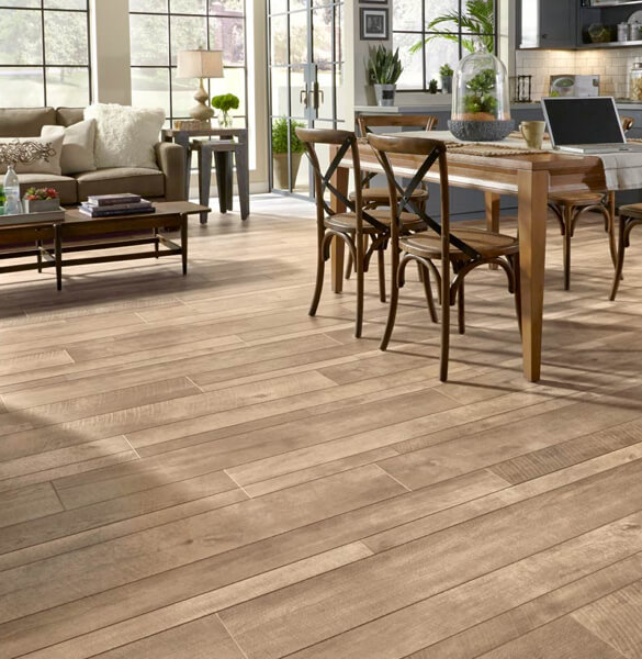 Mannington laminate flooring | Leaf Floor Covering