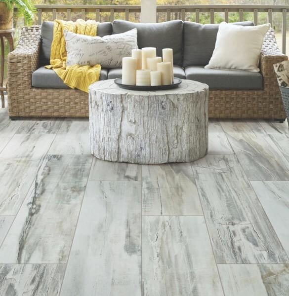 Shaw tile   Leaf Floor Covering