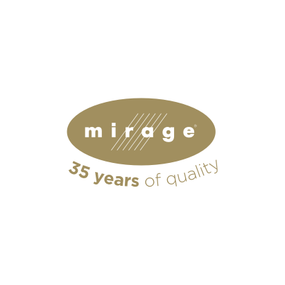 Mirage logo | Leaf Floor Covering