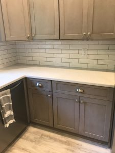 Cabinets in kitchen | Leaf Floor Covering