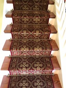 Custom Stairs | Leaf Floor Covering