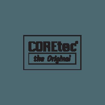 Coretec the original logo | Leaf Floor Covering