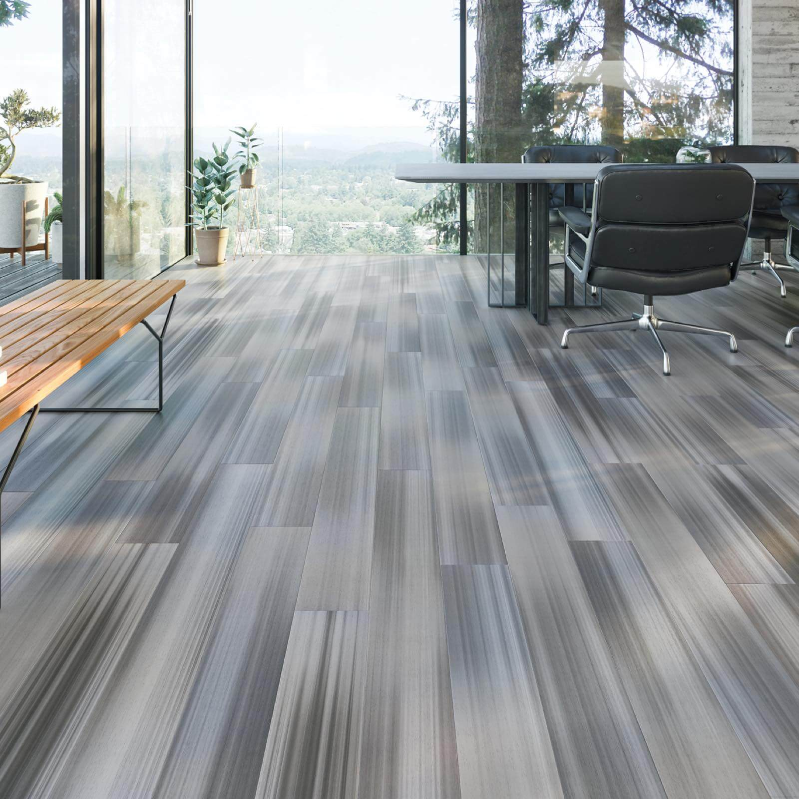 Mannington Commercial Flooring | Leaf Floor Covering