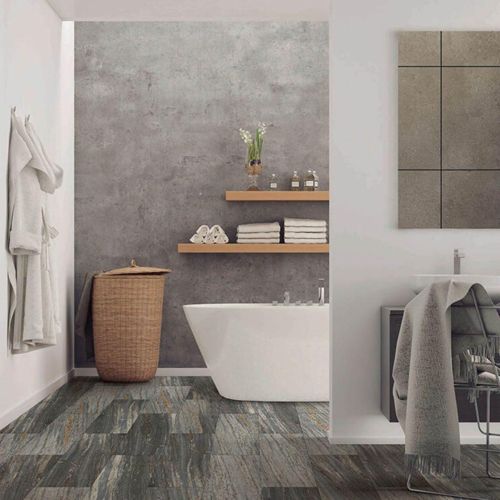 Bathroom flooring | Leaf Floor Covering