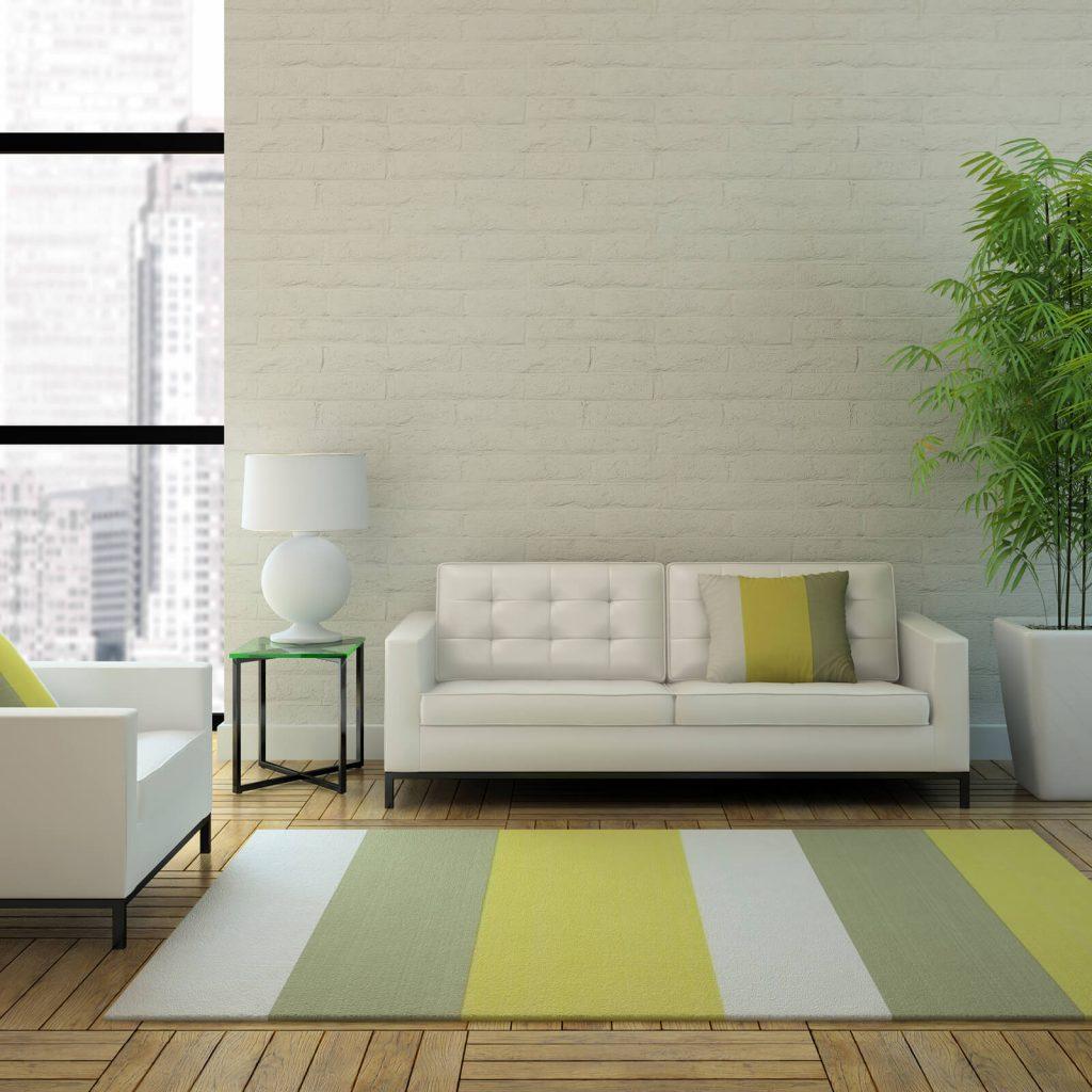Area Rug | Leaf Floor Covering